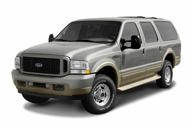 2004 Ford Excursion Exterior Photo