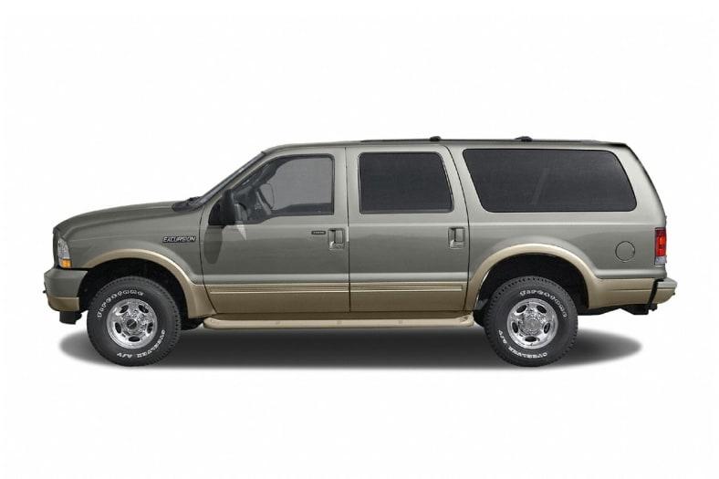 2004 Ford Excursion Exterior Photo