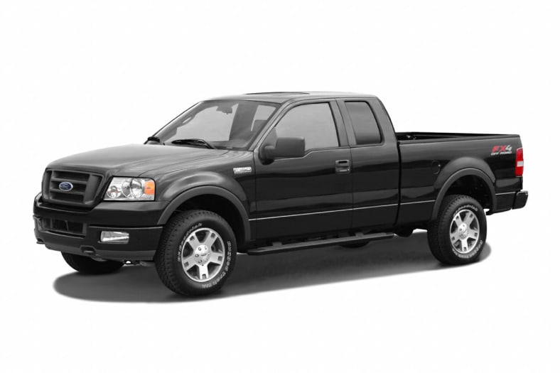 2004 Ford F-150 Exterior Photo