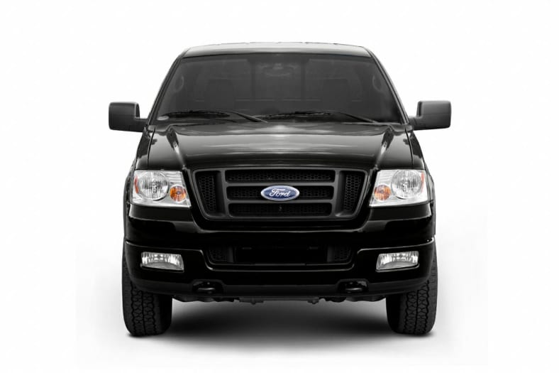 2004 Ford F-150 SuperCrew Exterior Photo