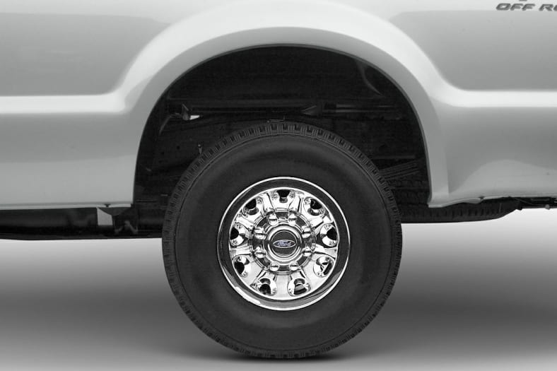 2004 Ford F-250 Exterior Photo