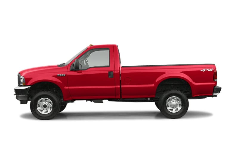 2004 Ford F-350 Exterior Photo