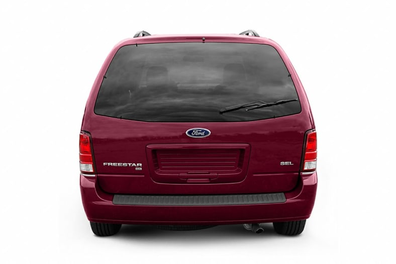2004 Ford Freestar Exterior Photo