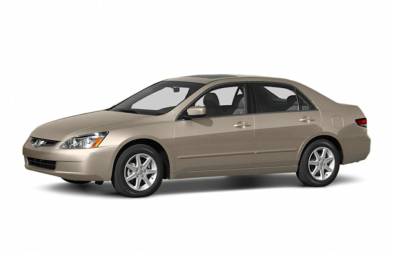 2004 Honda Accord Exterior Photo