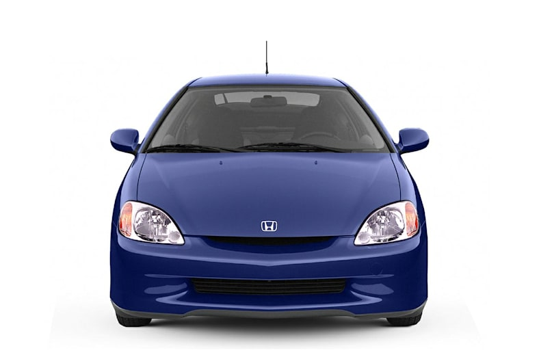 2004 Honda Insight Exterior Photo