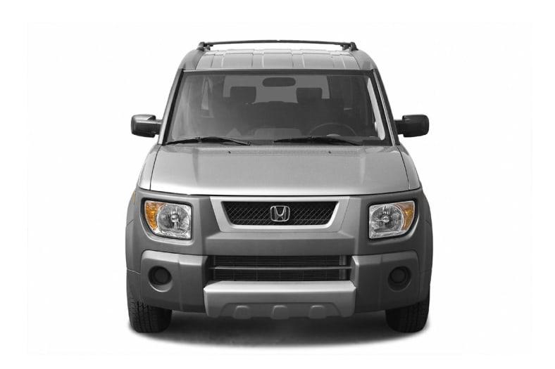2004 Honda Element Exterior Photo