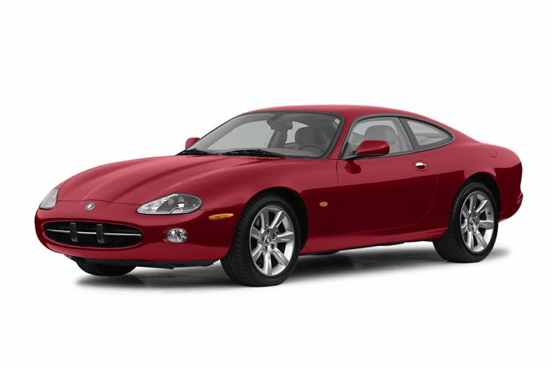 2004 Jaguar XK8 Exterior Photo