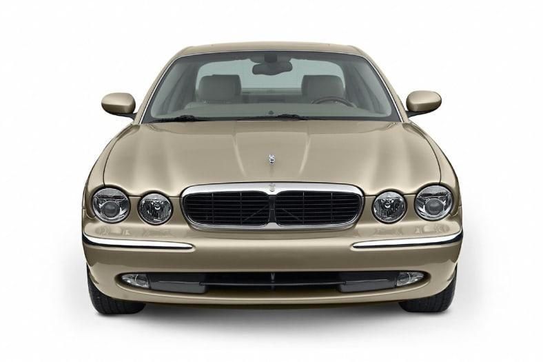 2004 Jaguar XJ Exterior Photo