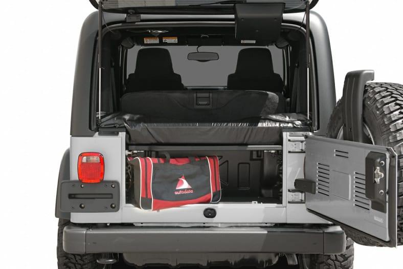2004 Jeep Wrangler Exterior Photo