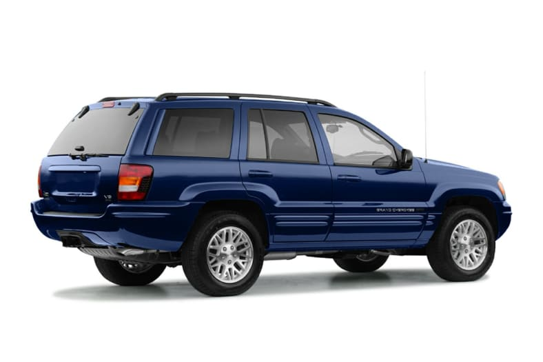2004 Jeep Grand Cherokee Exterior Photo