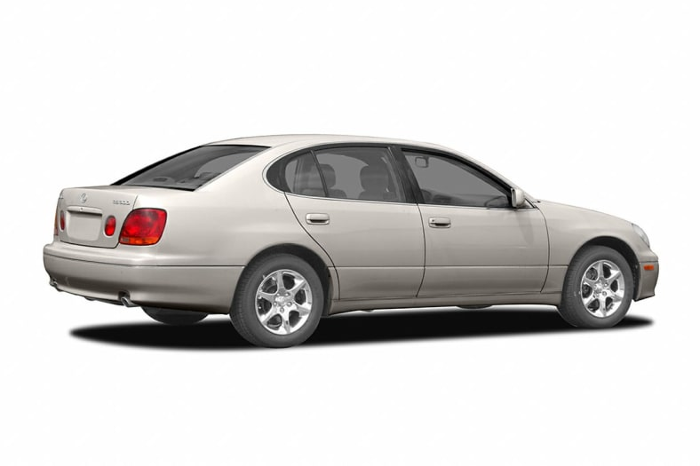 2004 Lexus GS 300 Exterior Photo