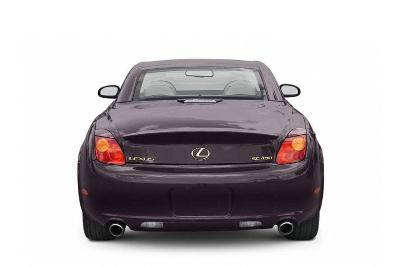 2004 Lexus SC 430 Exterior Photo