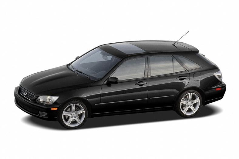 2004 Lexus IS 300 Exterior Photo