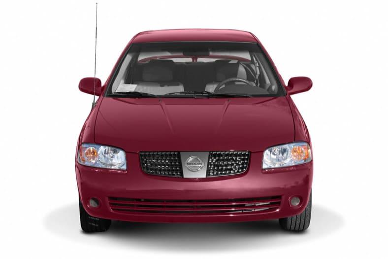 2004 Nissan Sentra Exterior Photo