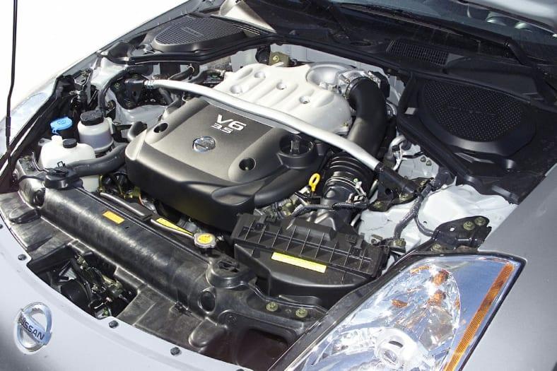 2004 Nissan 350Z Exterior Photo