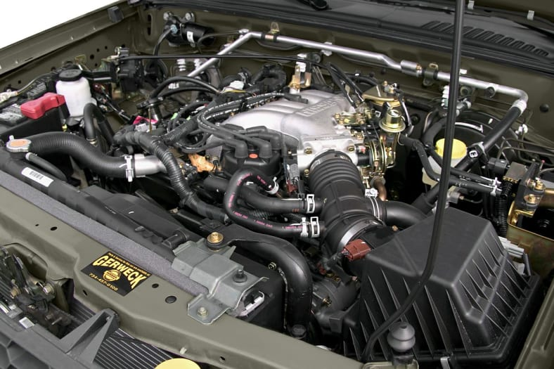 2004 Nissan Xterra Exterior Photo