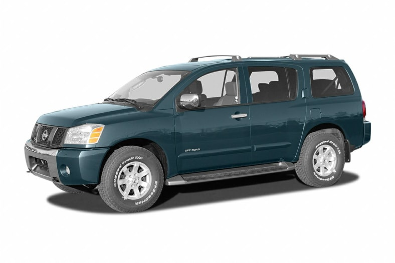 2004 Nissan Armada Se Off Road 4x4 Information
