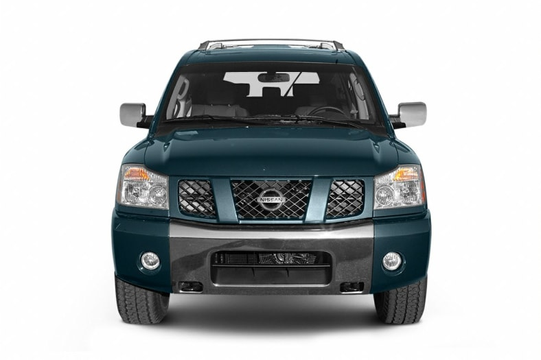 2004 Nissan Armada Exterior Photo