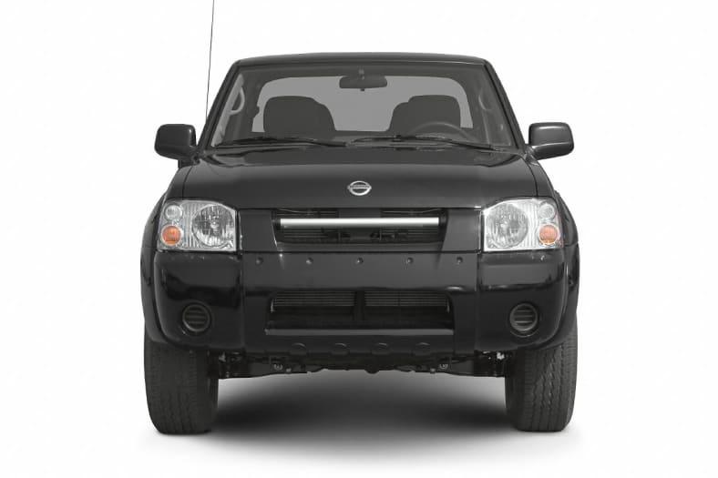 2004 Nissan Frontier Exterior Photo