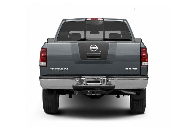 2004 Nissan Titan Exterior Photo