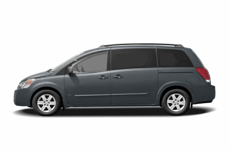 2004 Nissan Quest Exterior Photo