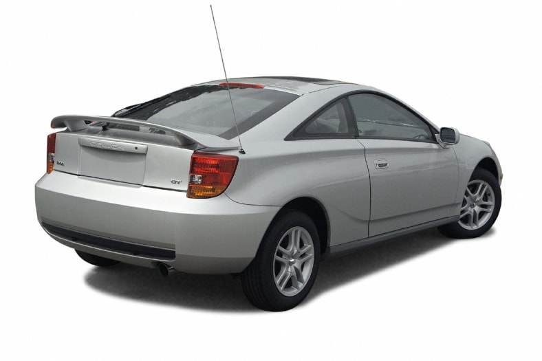 2004 Toyota Celica Exterior Photo