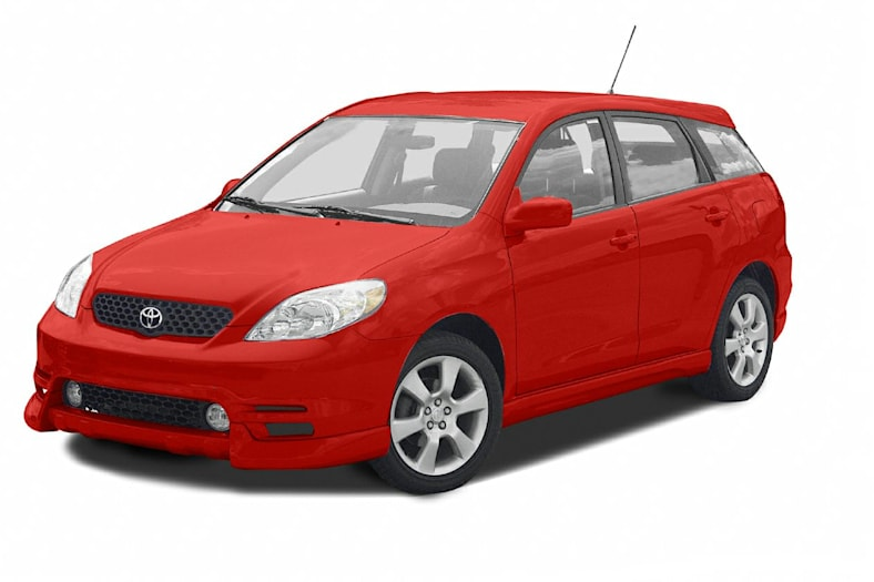 2004 toyota matrix information. Black Bedroom Furniture Sets. Home Design Ideas