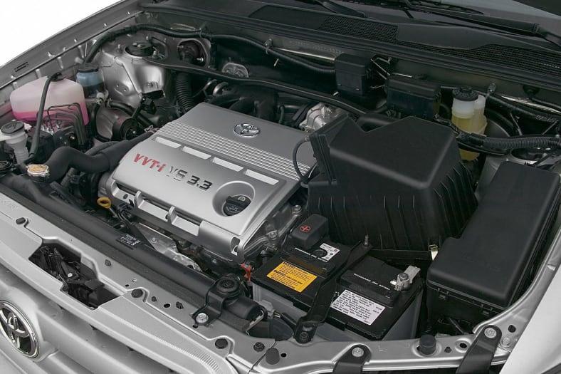 2004 Toyota Highlander Exterior Photo