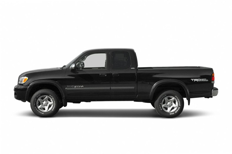 2004 Toyota Tundra Exterior Photo