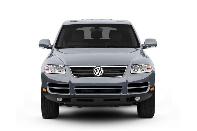 2004 Volkswagen Touareg Exterior Photo