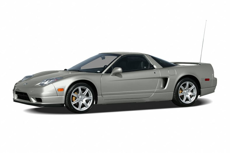 2005 Acura NSX-T Exterior Photo