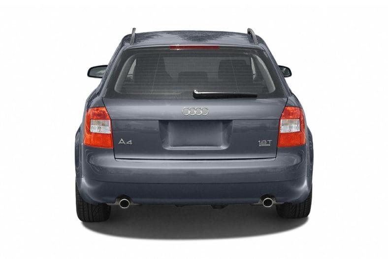 2005 Audi A4 Exterior Photo