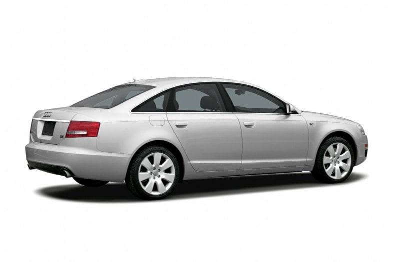 2005 Audi A6 Exterior Photo