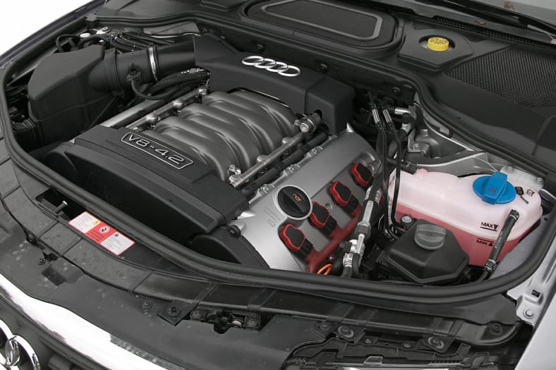 2005 Audi A8 Exterior Photo
