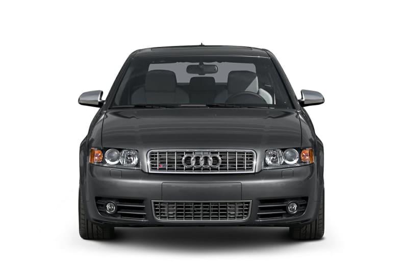 2005 Audi S4 Exterior Photo