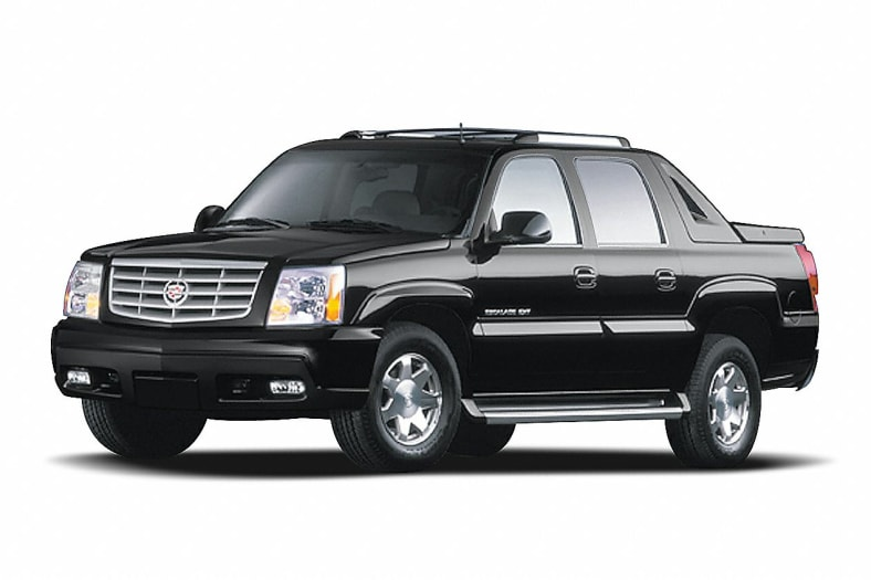 2005 Cadillac Escalade EXT Exterior Photo