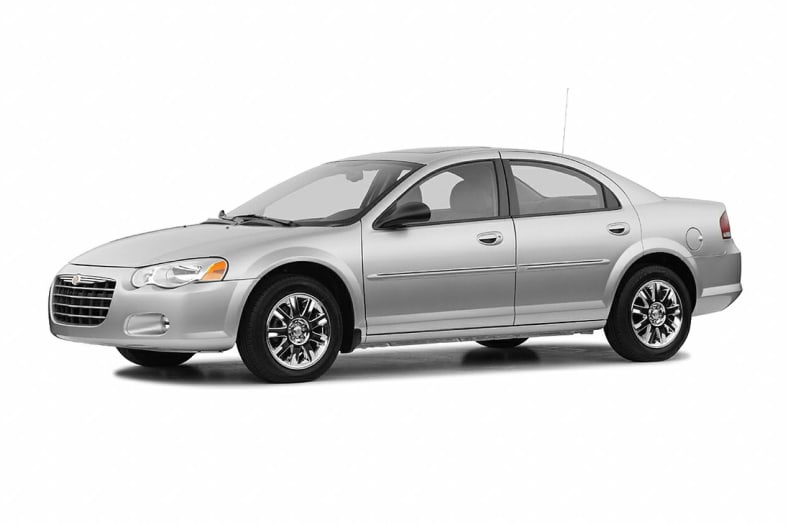 2006 Chrysler Sebring Exterior Photo