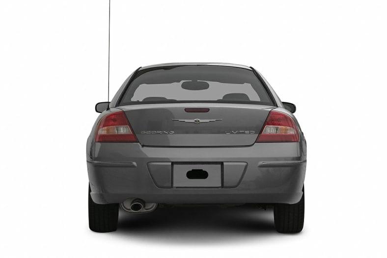 2005 Chrysler Sebring Exterior Photo