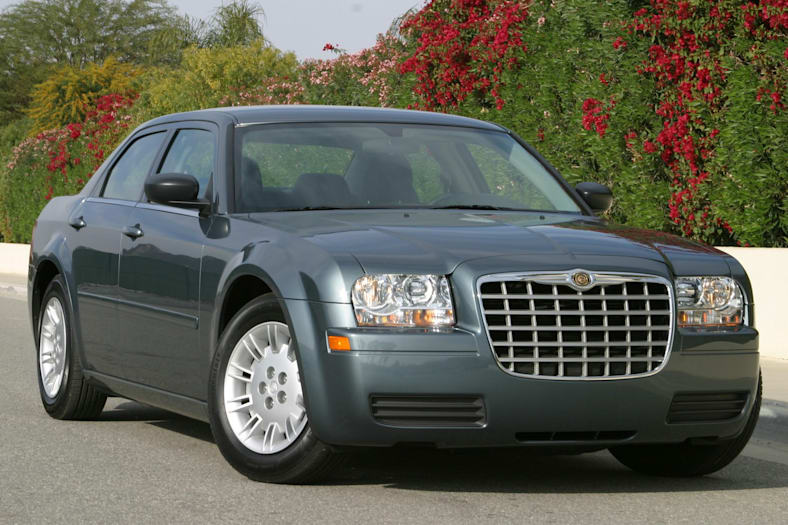 2005 Chrysler 300 Exterior Photo