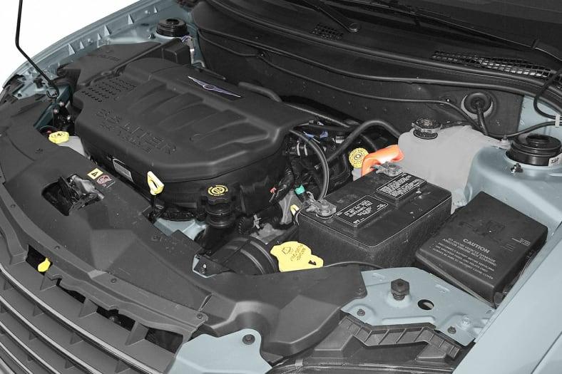 2005 Chrysler Pacifica Exterior Photo