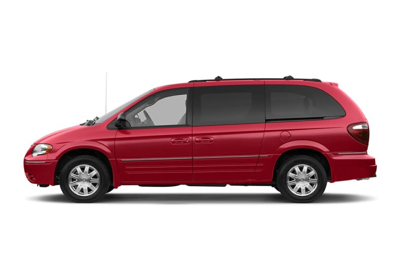 2005 Chrysler Town & Country Exterior Photo