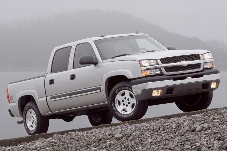 2005 Silverado 1500HD