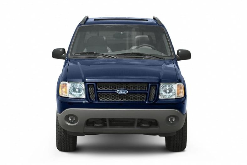 2005 Ford Explorer Sport Trac Exterior Photo