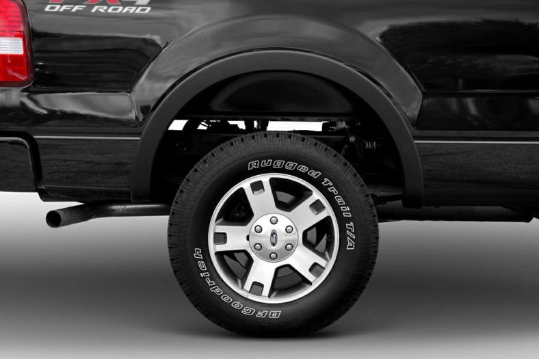 2005 Ford F-150 Exterior Photo
