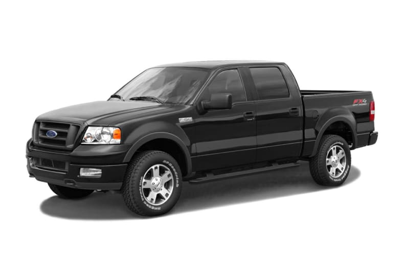 2005 Ford F-150 SuperCrew Exterior Photo
