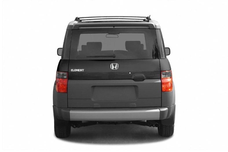 2005 Honda Element Exterior Photo