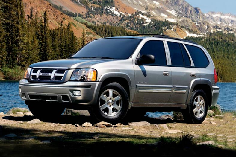 2005 Isuzu Ascender Exterior Photo