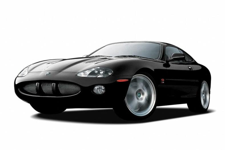 2005 Jaguar XKR Exterior Photo