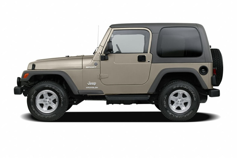 2005 Jeep Wrangler Exterior Photo