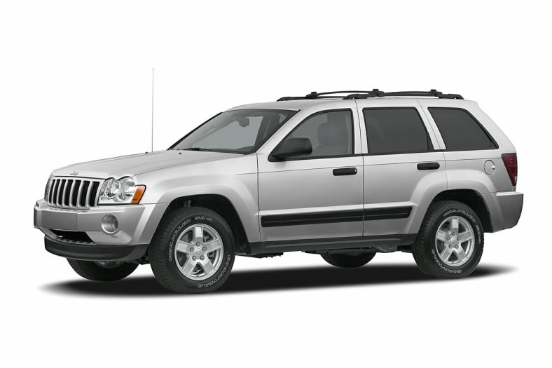 2005 Jeep Grand Cherokee Information